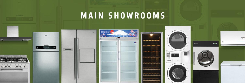 Main Showrooms